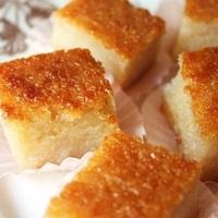 Pinoy Cassava Cake
