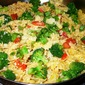 Bow Tie Pasta (Farfalle) with Tomatoes & Broccoli
