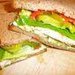 Chicken Scaloppini Sandwiches with Avocado Cream