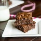 Healthy(er) Zucchini Brownies