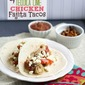 Grilled Tequila Lime Chicken Fajita Tacos