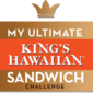 My Ultimate KING'S HAWAIIAN Sandwich Challenge...Featuring Asian-Pacific Burgers
