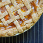 A Taste of Summer: Perfect Peach-Ginger Pie
