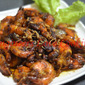 UDANG GORENG BADAM \ FRIED SHRIMP WITH ALMONDS