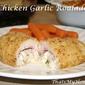 Chicken Garlic Roulade