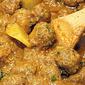 Coconut Meatball Curry