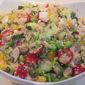 Couscous Salad with Edamame & Feta