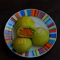 Spiral Moon Cake - Internation Food Challenge #1