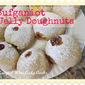 Sufganiot Jelly Doughnuts Baked