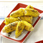 Sweet Corn with Parmesan and Cilantro Recipe