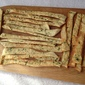 Great Bloggers Bake Off Week 2: Garlic, Parmesan & Parsley Breadsticks