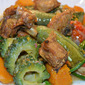 Ginisang Pinakbet with Bagnet