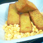 Daal Cubes Fried