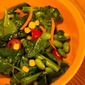 Summer Salad with Red Wine Vinaigrette