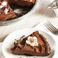 Cashew Chocolate Mousse Pie