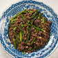 Spicy Beef and Asparagus Stir Fry