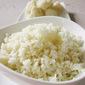 """Cauliflower """"Rice"""""""