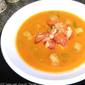 Spicy & Smokey Tomato Lobster Soup