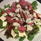Moroccan Lamb and Feta Salad