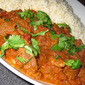 The Best Madras Beef Curry.
