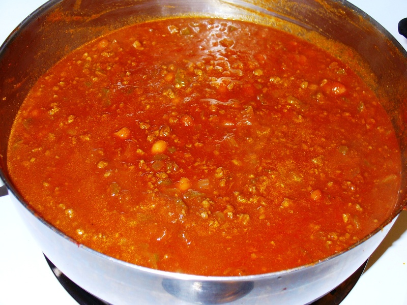 Dad's Tavern Chili