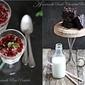 Baking | GF Amaranth Pom Parfaits & Amaranth Dark Chocolate Brownies – Eating smart & SmartEats