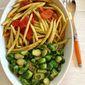 Steam-Fry Vegetables