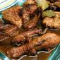 Chicken Adobo in Rice Vinegar