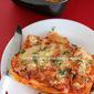 Mushroom Lasagna - Vegetarian Meatless Lasagna Recipe