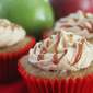 Maple Dulce De Leche Apple Cupcakes