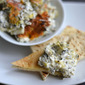 Super Snappy Spinach and Artichoke Dip