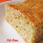Fat Free Carrot Cake