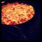 Heirloom Tomato Pie with Homemade Ricotta