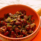 Rajma with Suva - Kidney Beans with Dill Leaves