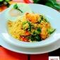 Nasi Goreng Belacan Udang ( Shrimp Paste And Prawn Fried Rice)