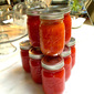 Canning your own Crushed Tomato Sauce