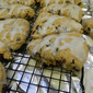 Cream Cheese Chocolate Chips scones