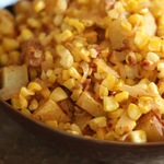 Mexican Corn and Potatoes