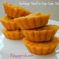 Cabbage Undi in Cup Cake Mould