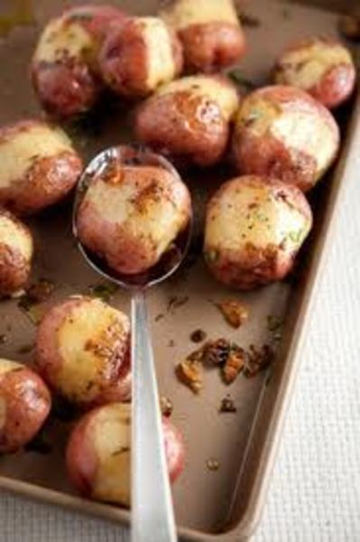Rosemary Baked Red Potatoes