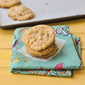 Coconut Oatmeal Cookies (dairy free)