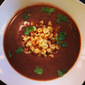 Meatless Monday :: Slow Cooker Black Bean Soup
