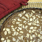 Salted Chocolate Tart with Almonds