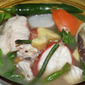 Sinigang na Lapu-Lapu (Grouper in Sour Broth)