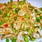 Pork Fried Rice with Edamame