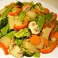 Quick Mixed Veggie Stir Fry