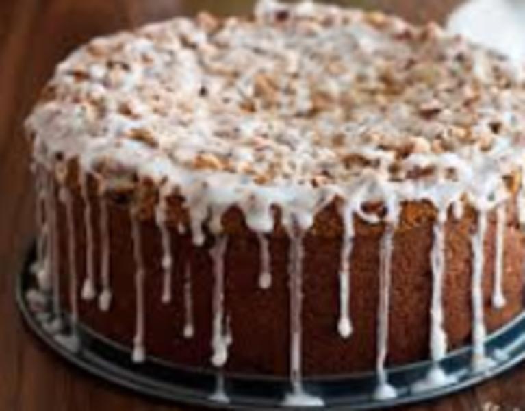 Sweet Potato Crumb Cake