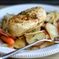 Crock Pot Chicken with Carrots and Potatoes