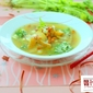 Old Cucumber And Kei Chi (Wolfberry) With Gingko Nuts Soup