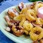 Deep Fried Calamari with Tarator Sauce